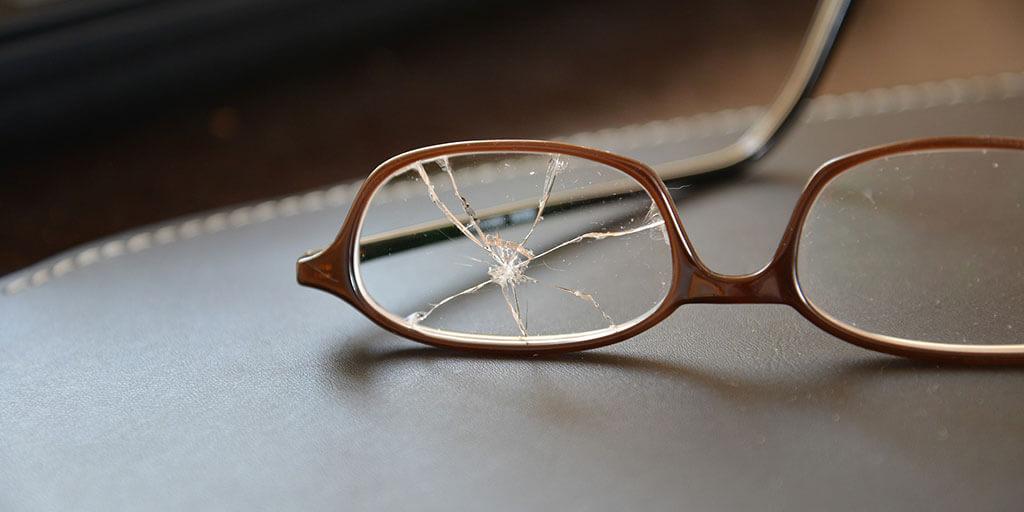 Brillen Reparatur