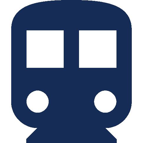 Zuganfahrt